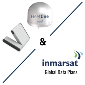InmarSat Isat Hub iSavi and FleetOne