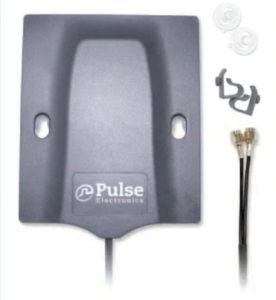 Pulse MIMO Suction Cup Antenna
