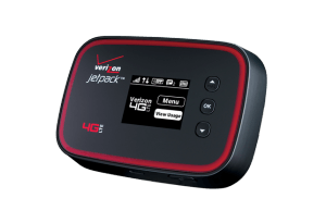 The Pantech MHS291L Jetpack that Millenicom used to offer should work with Verizon Unlimited plans, and is XLTE compatible too!