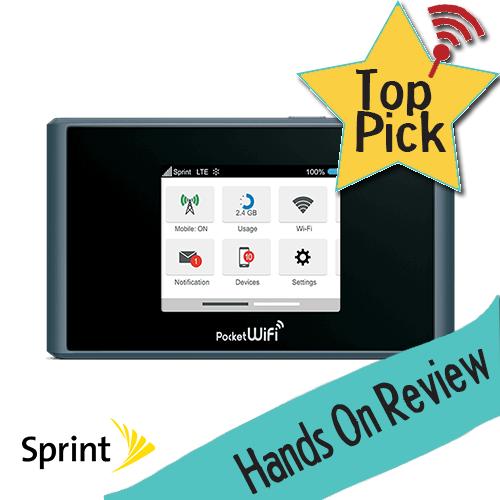 review sprint pocket wi fi by zte mobile wifi hotspot mobile rh rvmobileinternet com Sprint Novatel MiFi Sprint MiFi Set Up