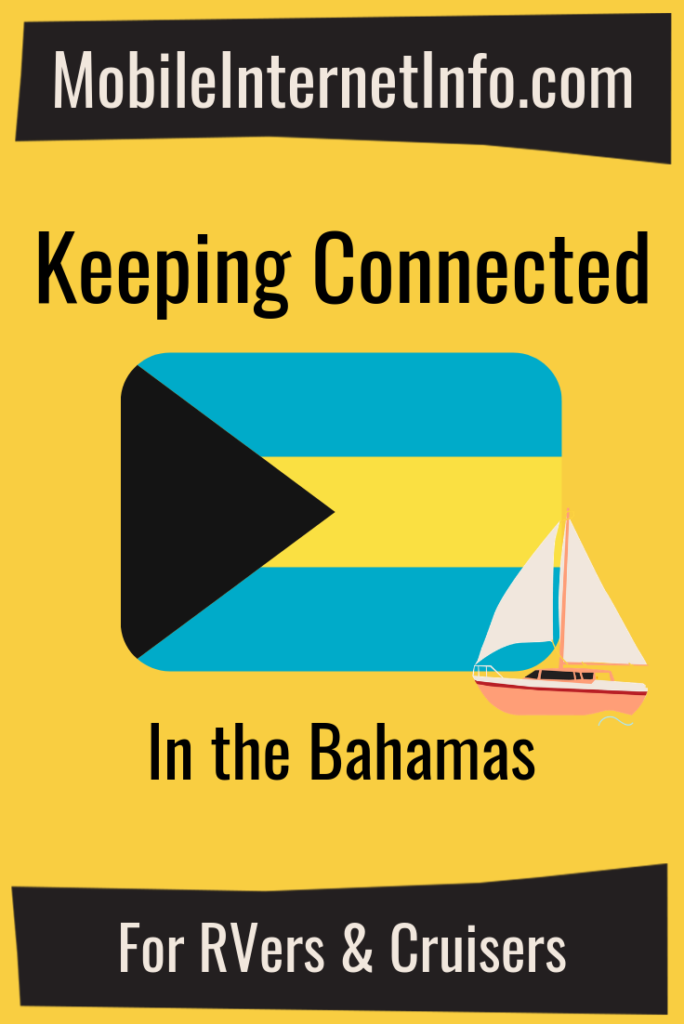 keeping connected in the Bahamas guide featured image