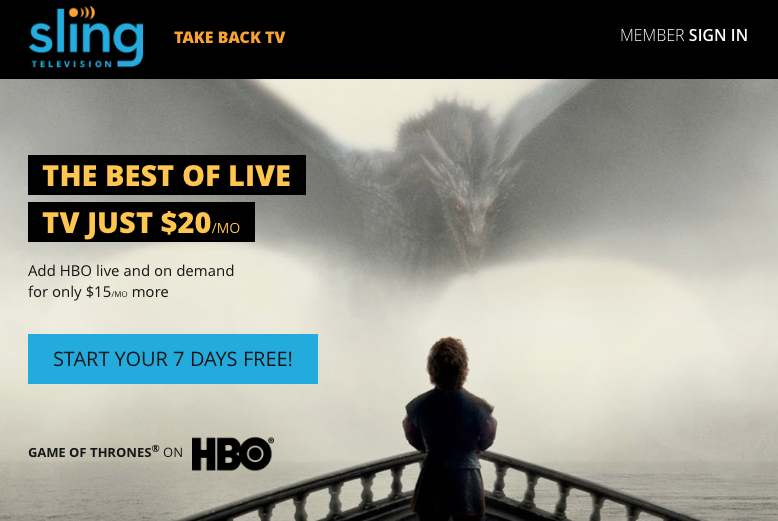 Winter is coming. And so is great TV on your mobile devices.