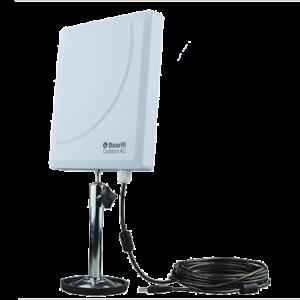 Bearifi's Outdoor Dual Band 2.4/5 GHz WiFi Extender