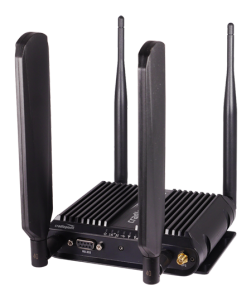 The Cradlepoint COR IBR1100 has every feature even the most advanced mobile office might need.