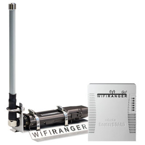 The WiFiRanger Elite Pack combine a Go2 with an Elite.