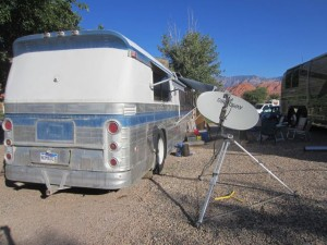 We used to love our tripod satellite system, but it was only useful in a very few places.