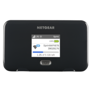 Sprint Fuse Mobile Hotspot by Netgear