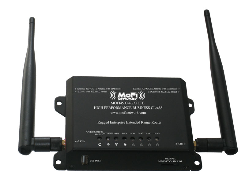 A Promising New Cellular Router - Introducing the MoFi 4500 - Mobile
