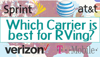 Best Carrier for RVers