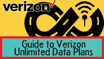Verizon Unlimited Data Plans Guide