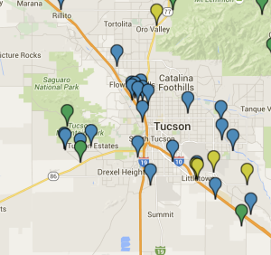 Campendium tracks RV Parks, public campgrounds and boondocking spots.