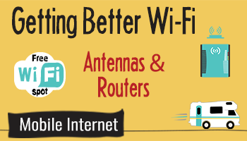 Getting Better Wifi in an RV