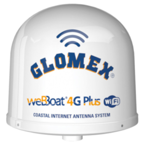 Glomex WeBBoat 4G Mobile Router