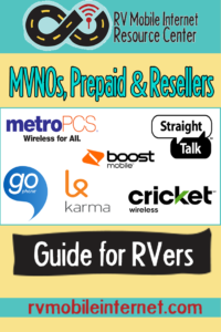 Guide to Resellers, MVNOs & Prepaid Plans