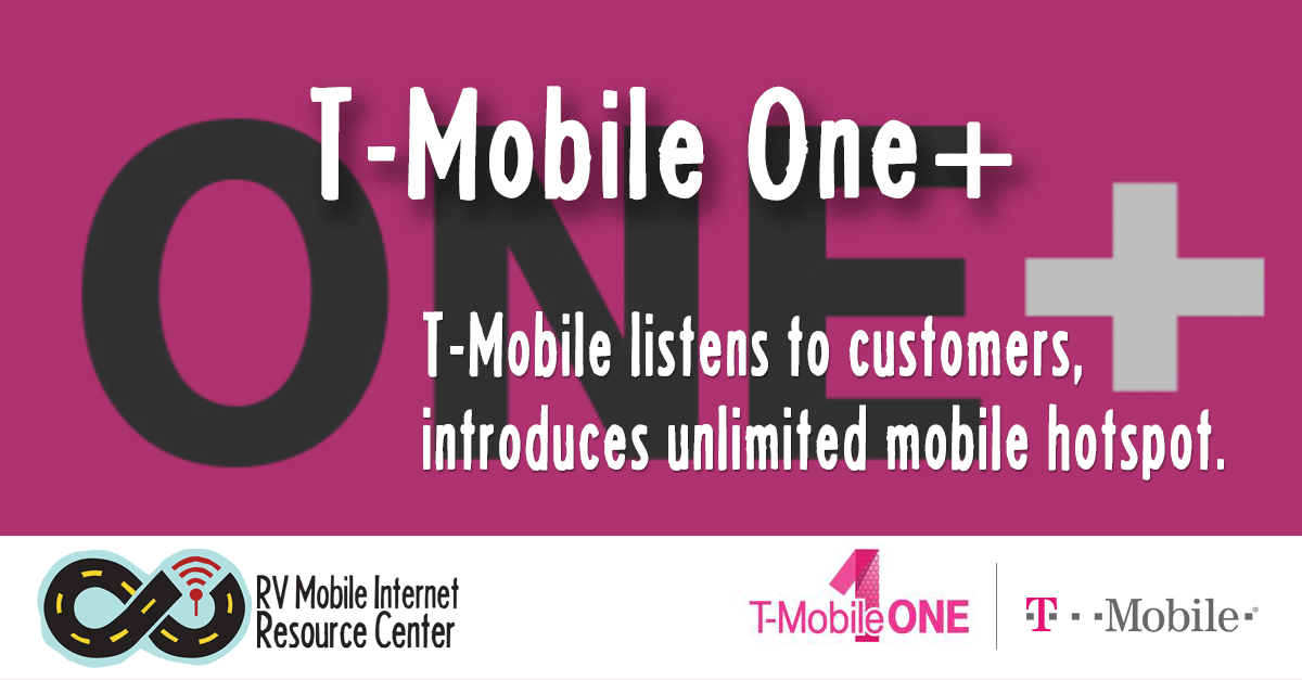T-Mobile Revises T-Mobile One, Introduces Unlimited