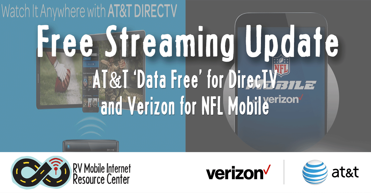 Free Streaming Update: AT&T's