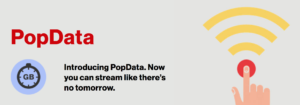 Be smart - don't waste your PopData for streaming!