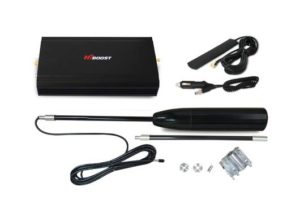 HiBoost cellular Booster Kit Components