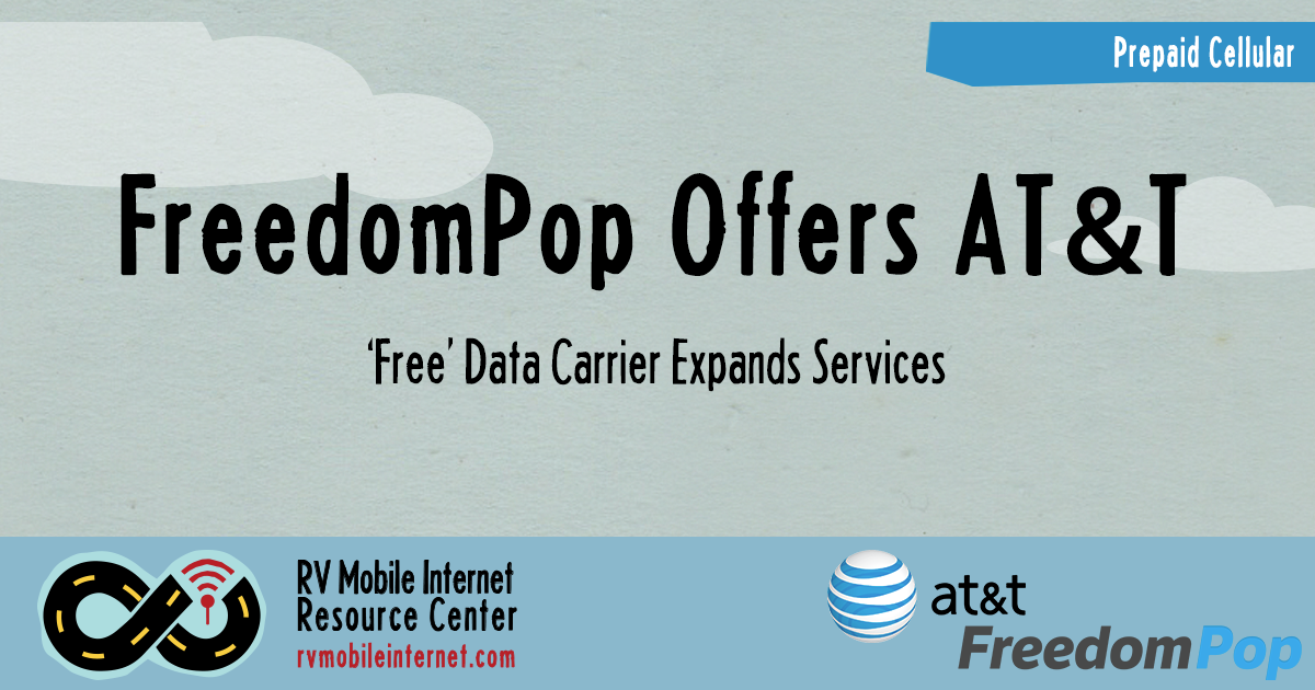 Freedompop mobile internet