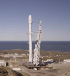 SpaceX-Iridium-Launch