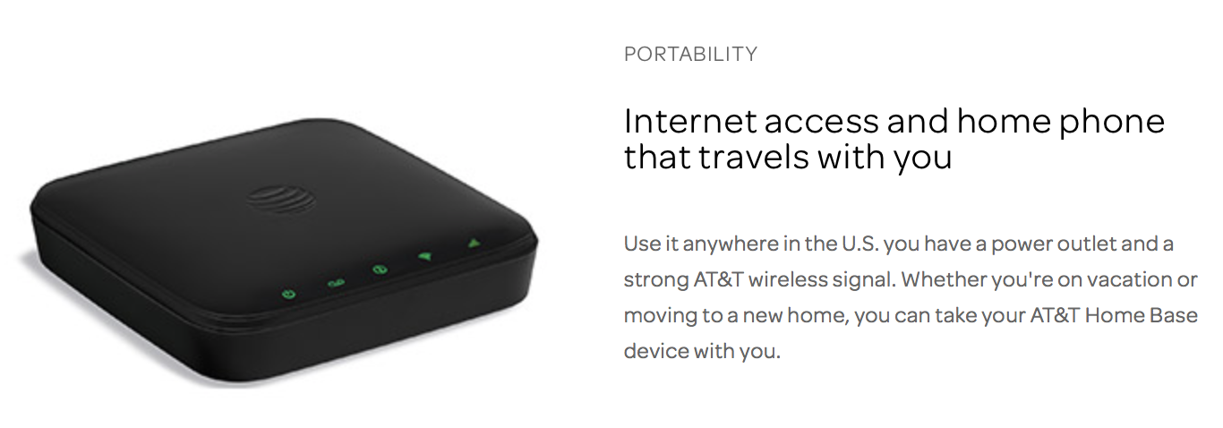 At T S Wireless Home Phone Internet Rural Plan 250gb For 60 Month Mobile Internet Resource Center