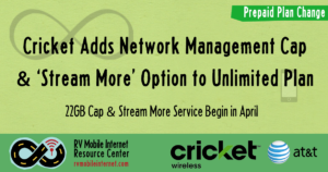 CricketNetworkManagement
