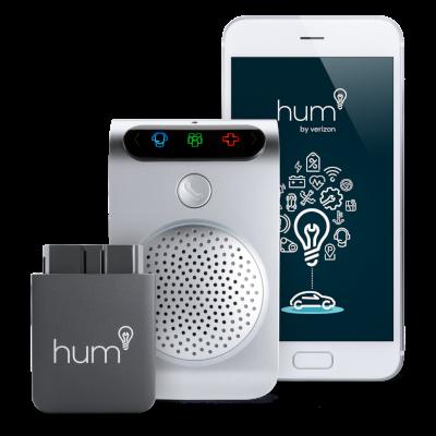 Verizon HumX Connected Car Mobile Hotspot