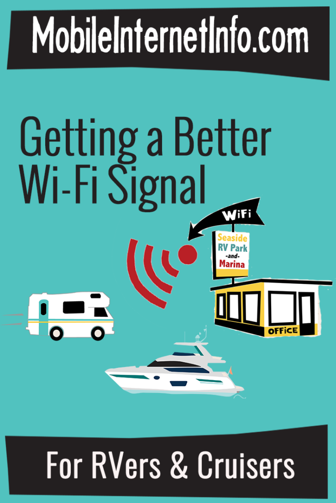 Getting Better Wi-Fi Signal Guide Icon