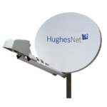HughesNet Gen5 Satellite Dish
