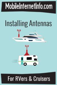 Installed Mobile Internet Antennas