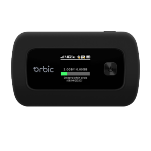 Orbic Speed Mobile Hotspot