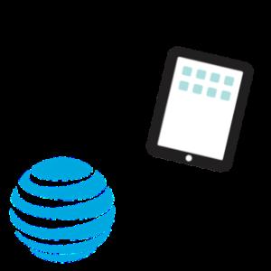 AT&T Tablet Plan Header