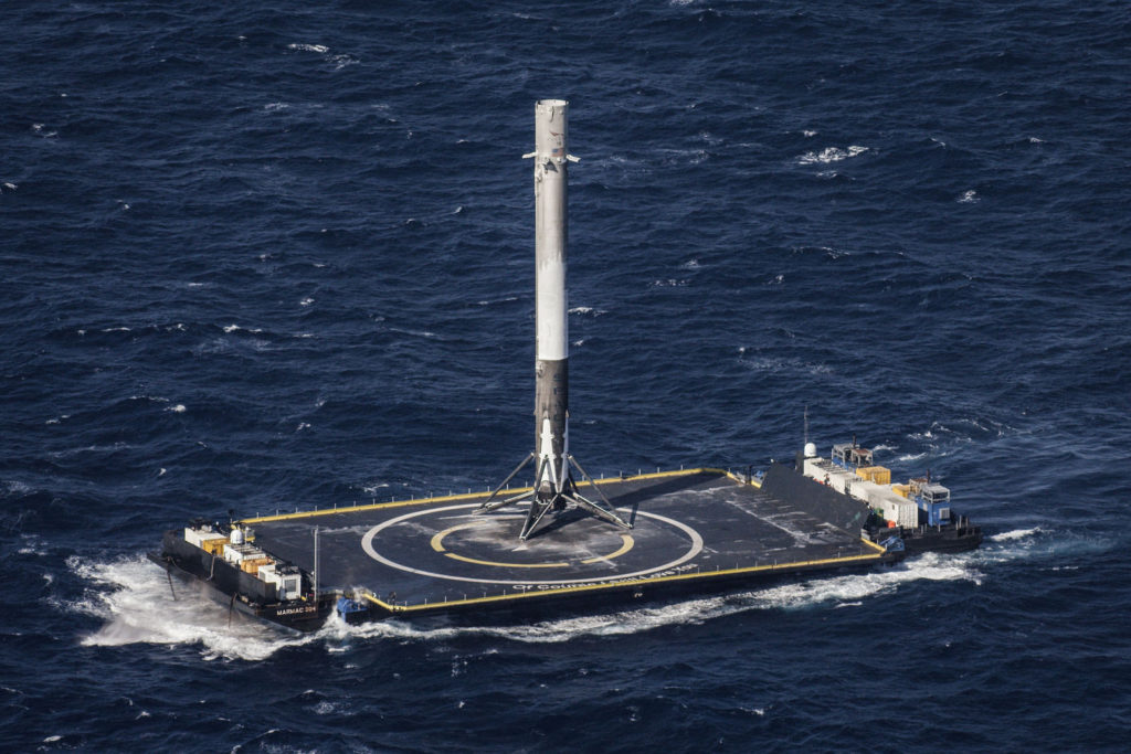 SpaceX-DroneShip