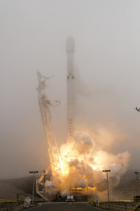 SpaceX-Iridium-Launch