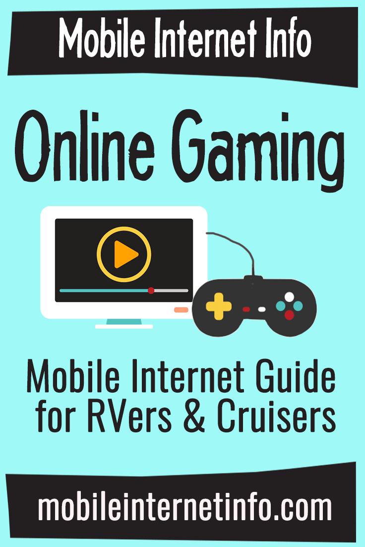 Online Gaming Over Mobile Internet - Mobile Internet Resource Center