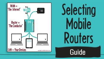 Selecting Mobile Routers