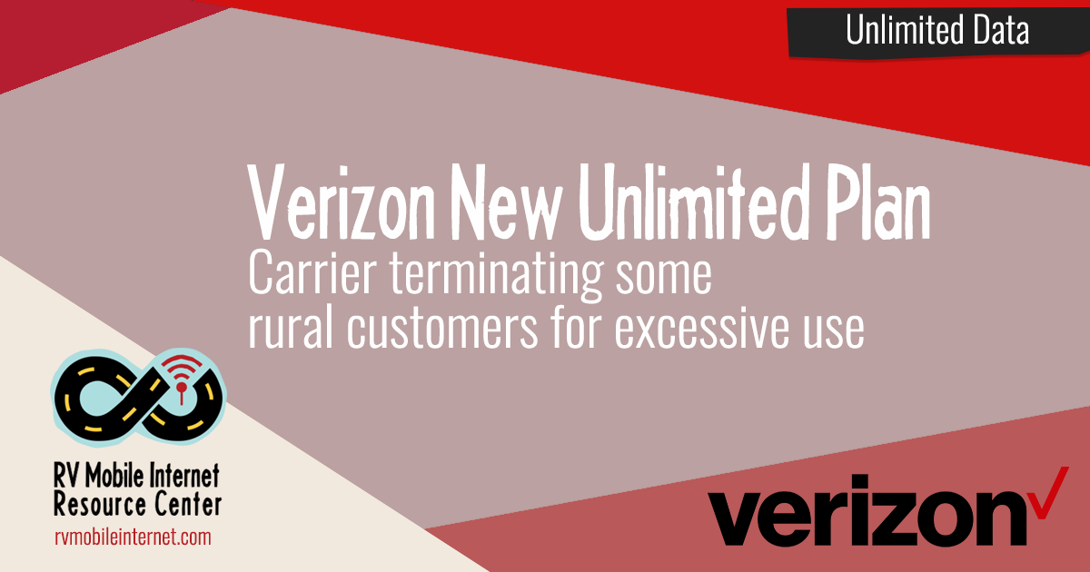 Verizon Terminating Certain