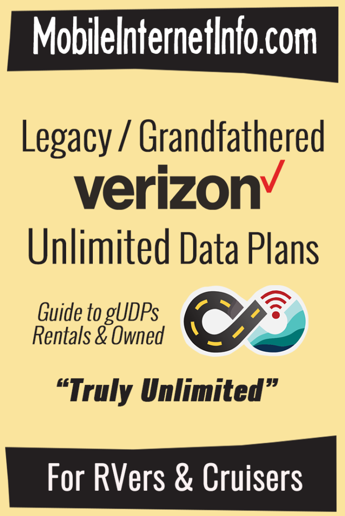 Verizon Grandfathered Unlimited Plan Guide