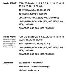 iPhone-X-Models