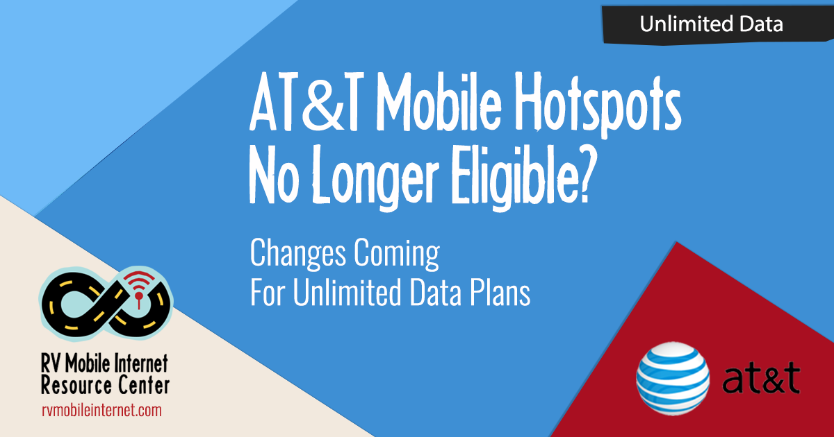 AT&T Mobile Hotspots