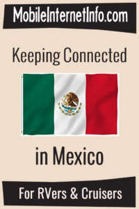 Keeping Connected in Mexico Guide