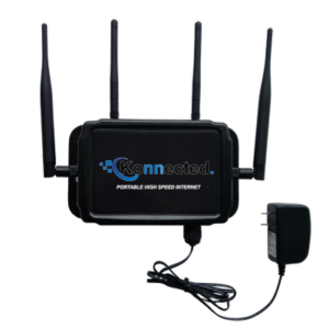 Konnected Wireless Router