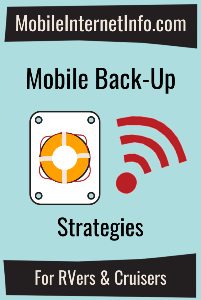 Mobile Back-up strategies guide