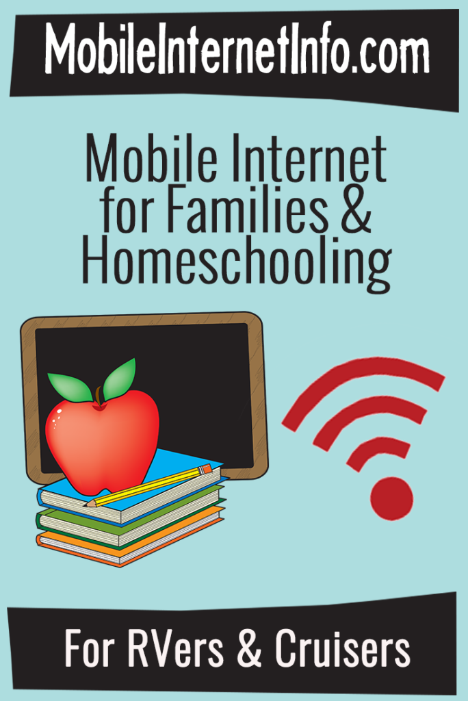 Mobile Internet for Families & Homeschooling Guide Featured Image