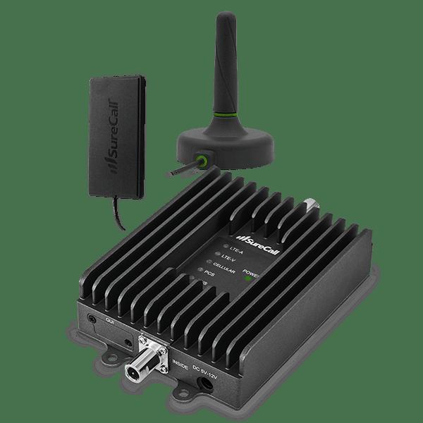 SureCall Fusion2Go Vehicle Kit Components