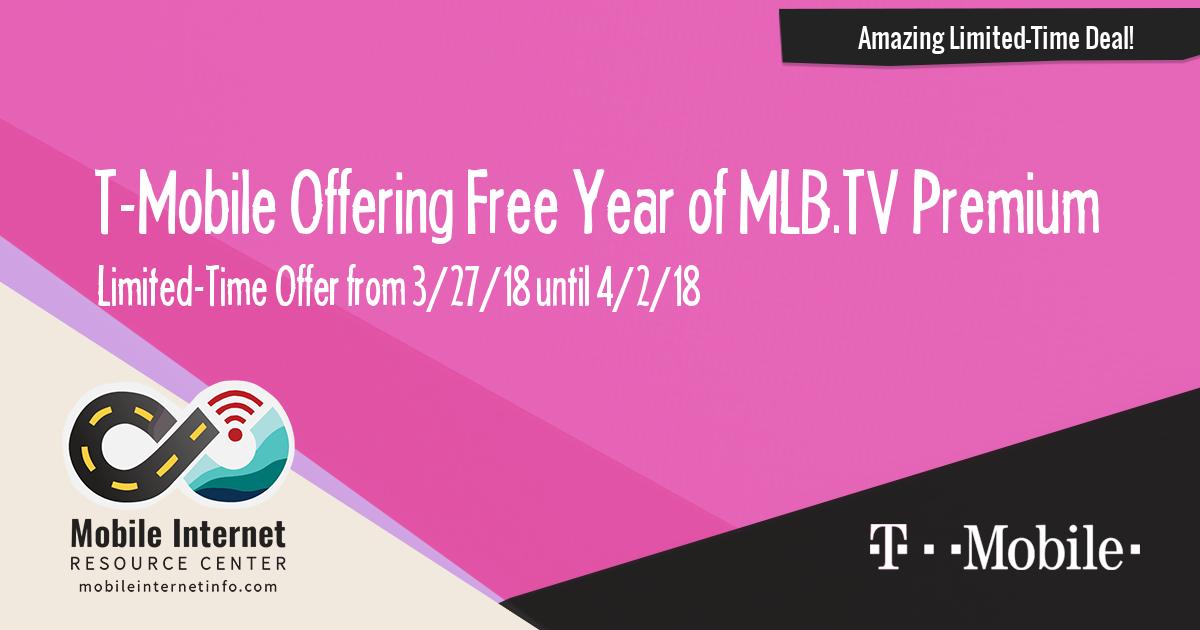 t mobile free tv