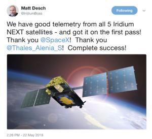 Iridium-Tweet-May-2018