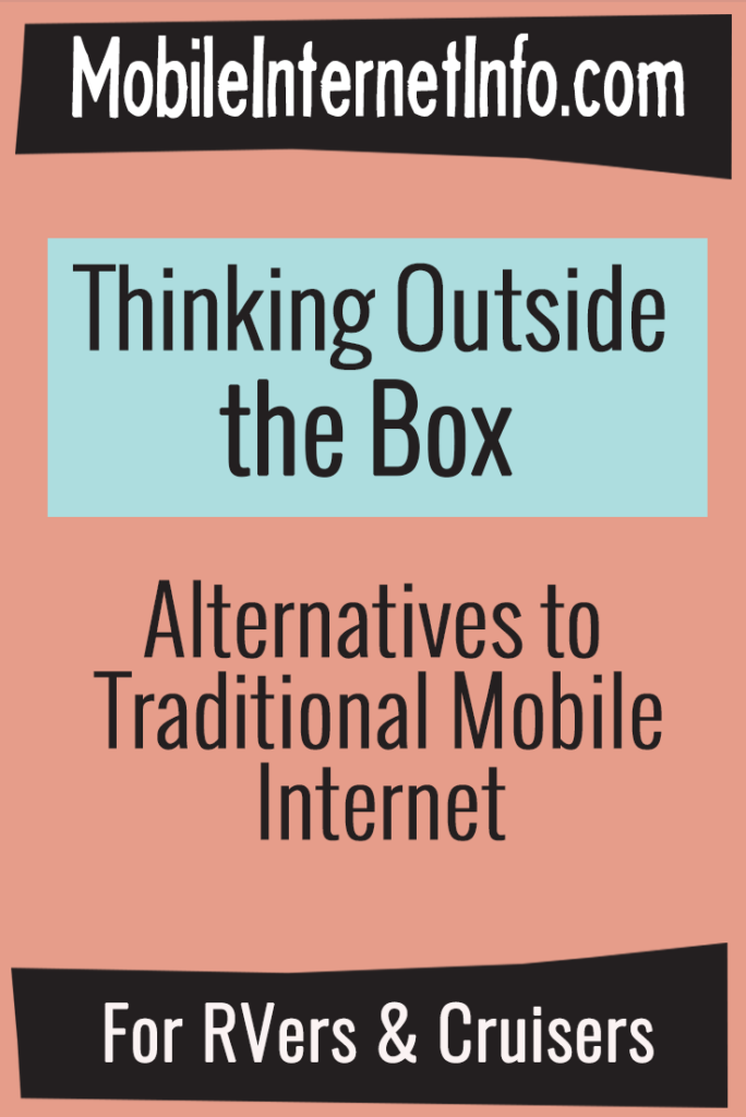 Alternatives to Traditional Mobile Internet Featured Image