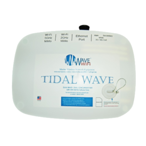 Tidal Wave WiFi Extending Router