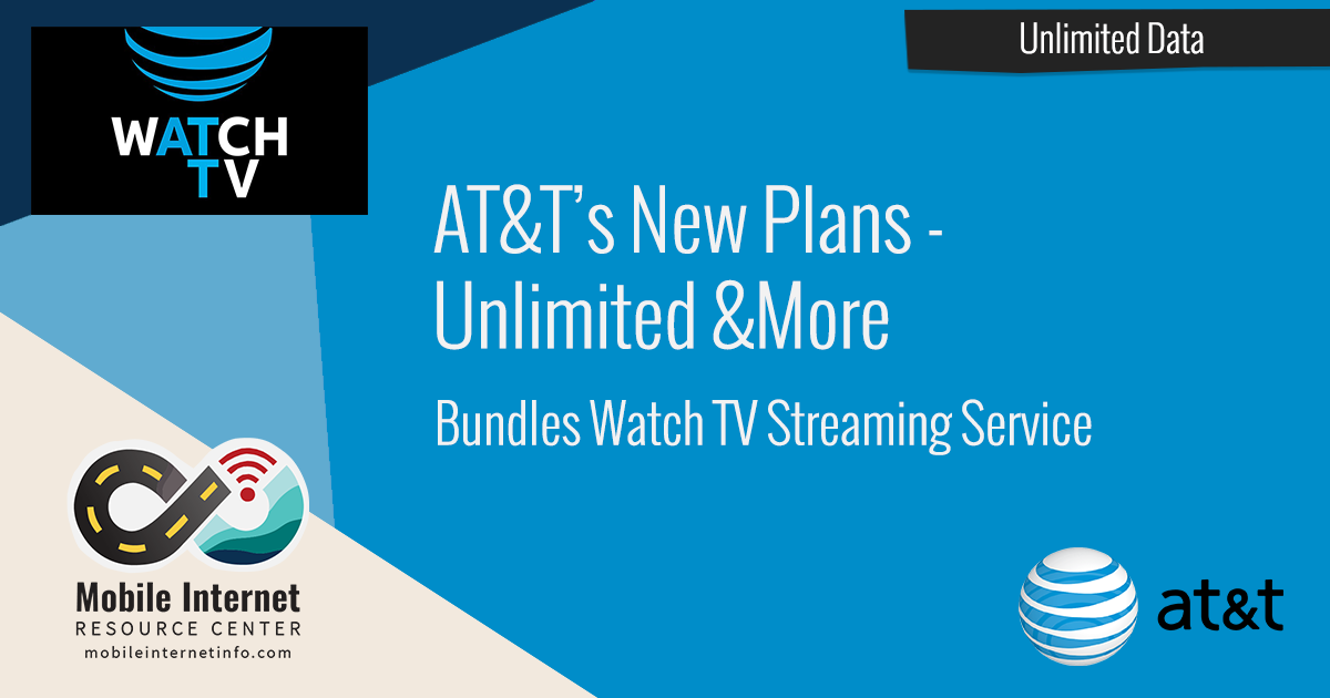 New AT&T Plans Announced: